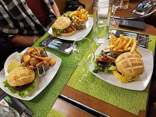 Burger party 3