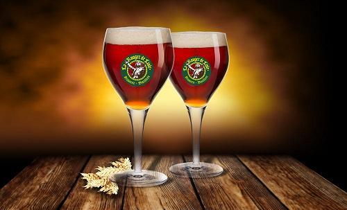 Rouget lisle biere ambre