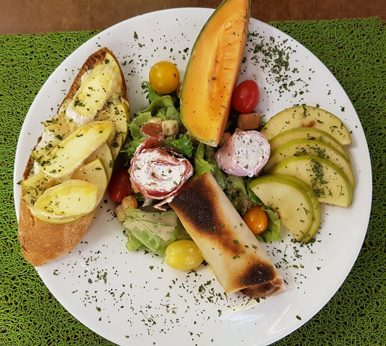 Salade du jour 11