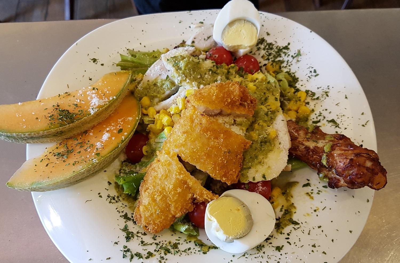 Salade du jour 12