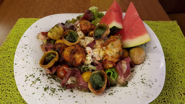 Salade du jour 14