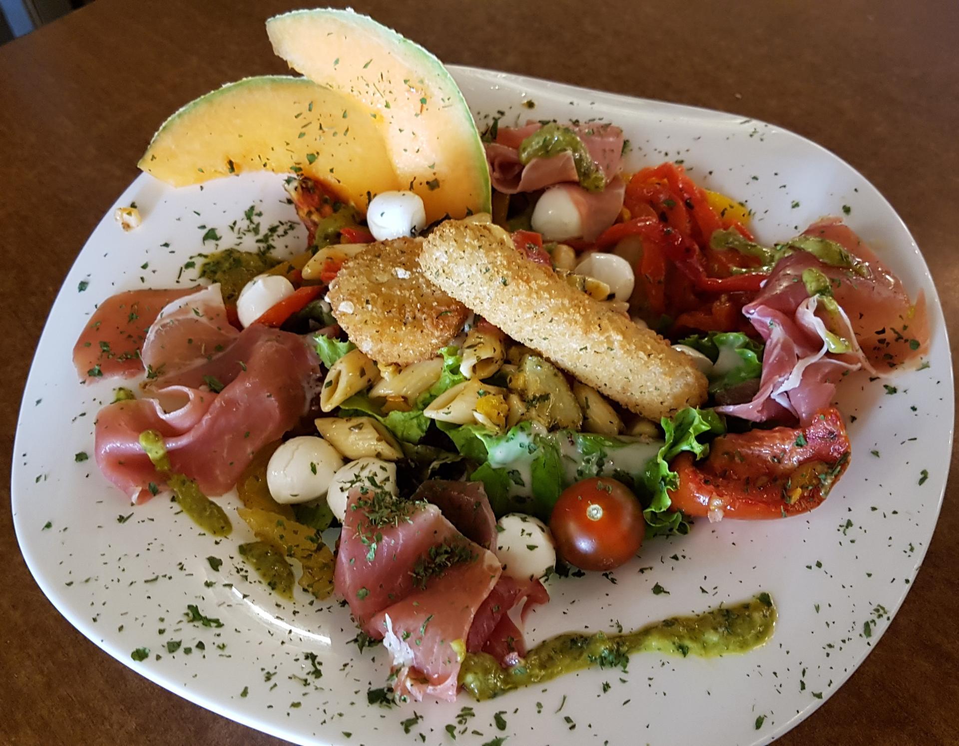 Salade du jour 18