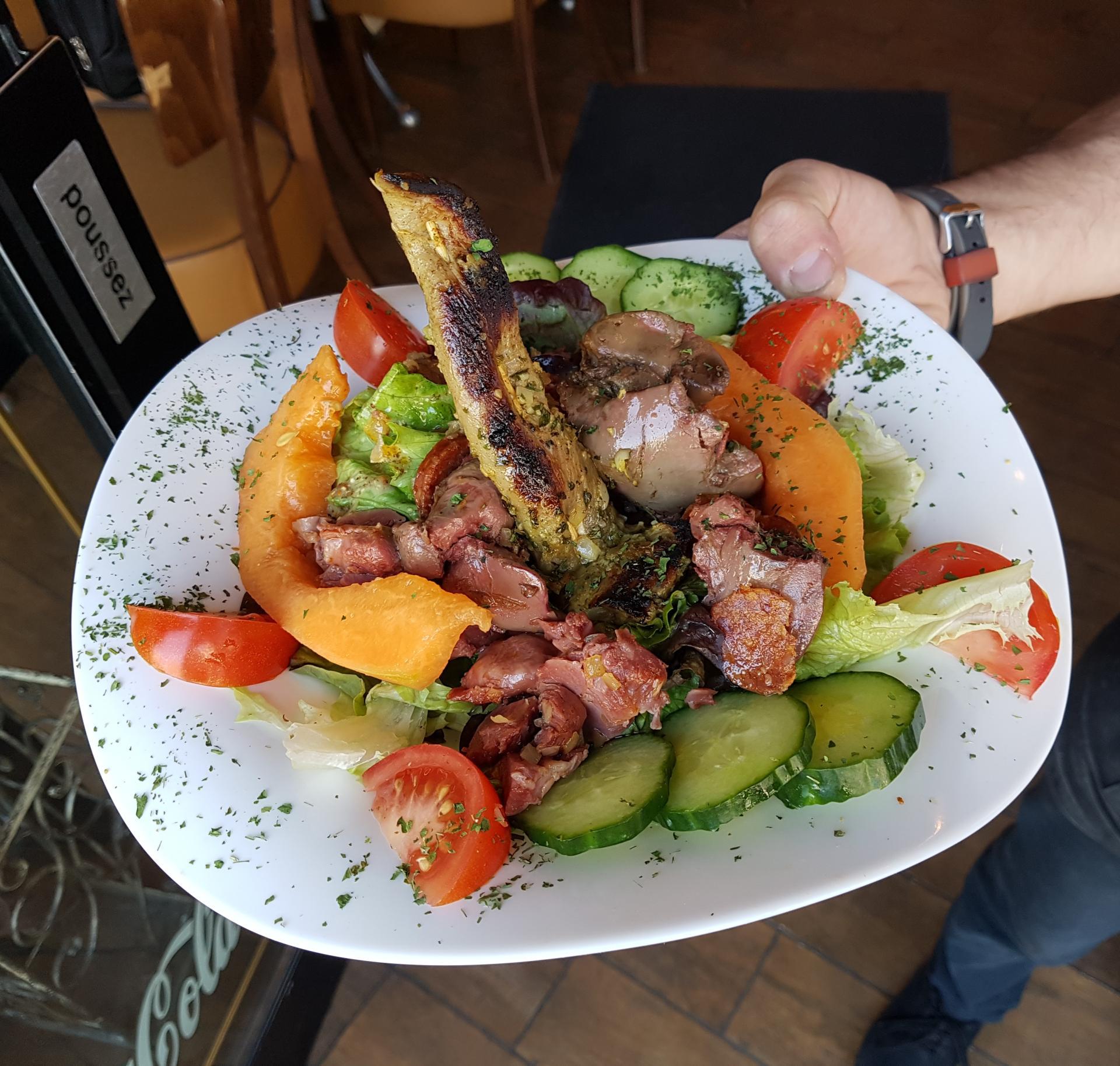 Salade du jour 3