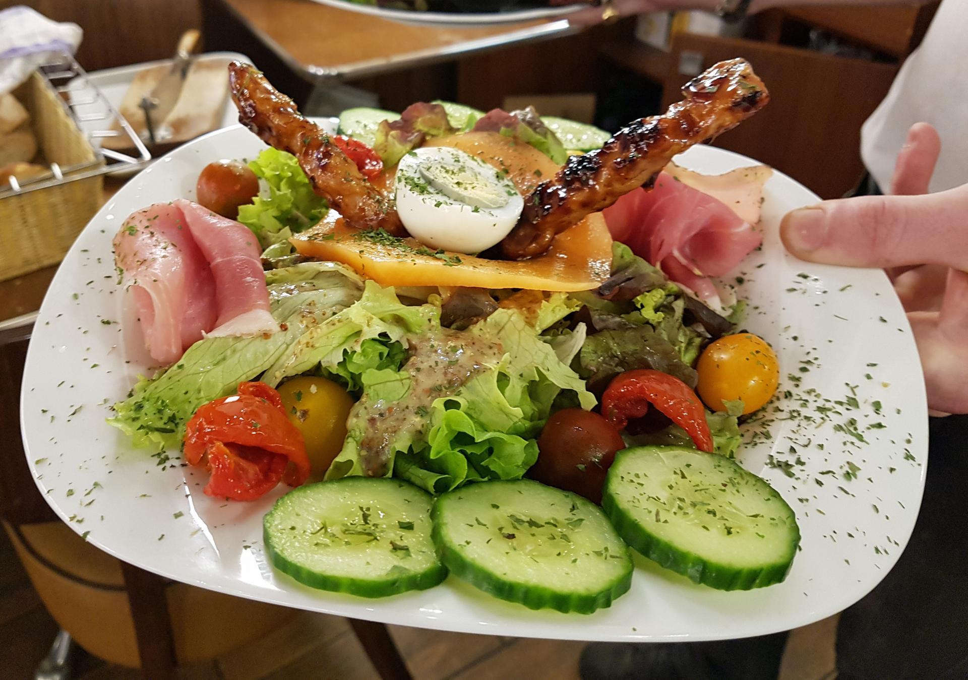 Salade du jour 4