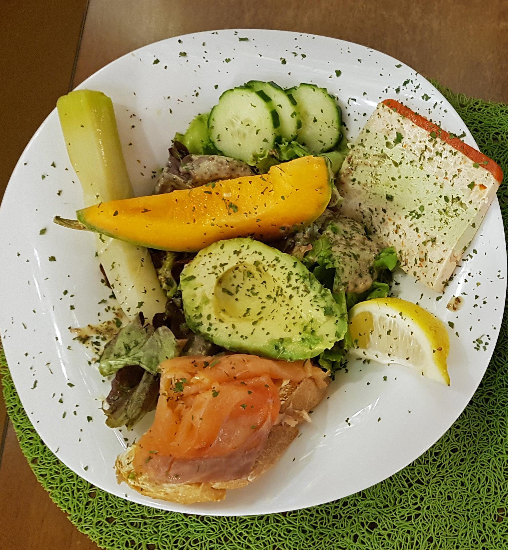 Salade du jour 6