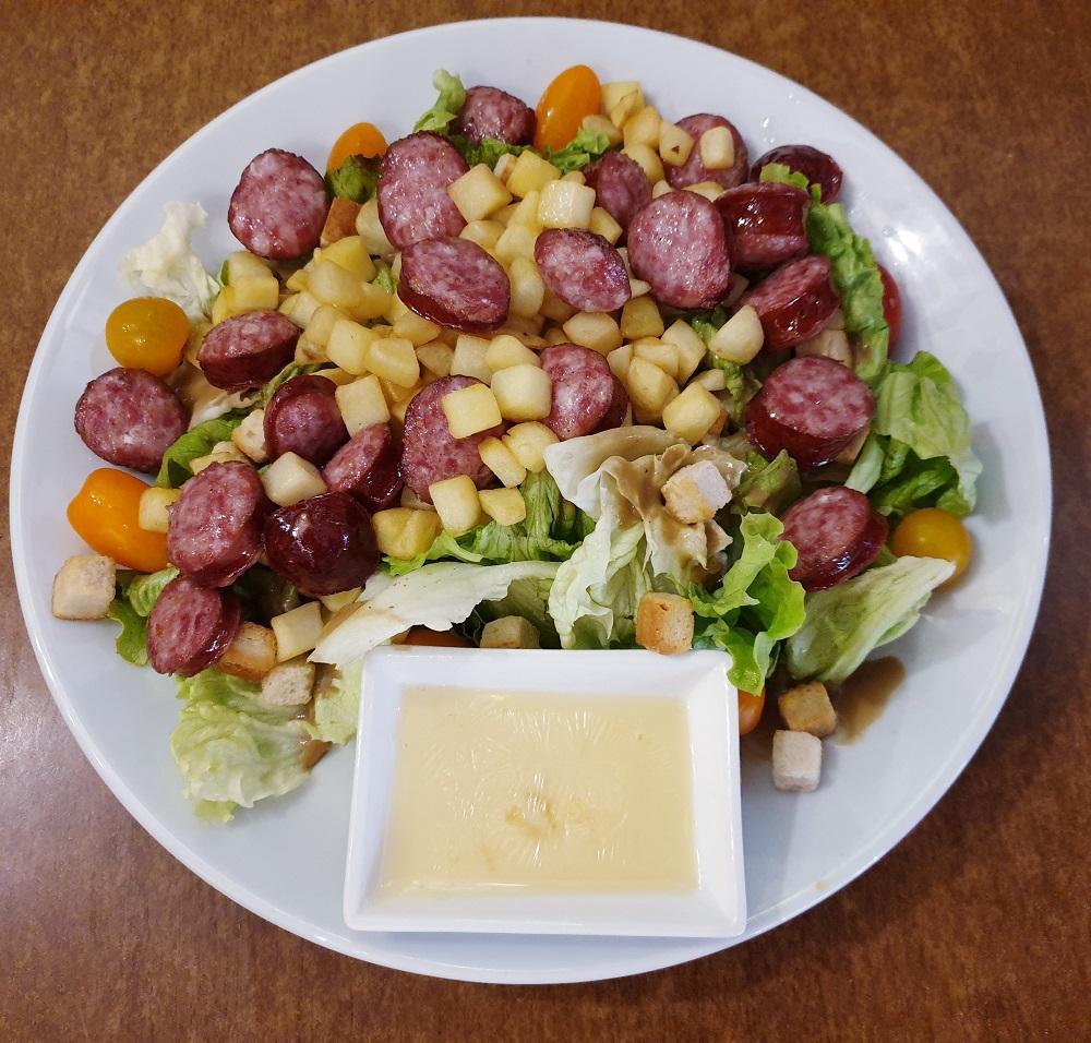 Salade franc comtoise 2
