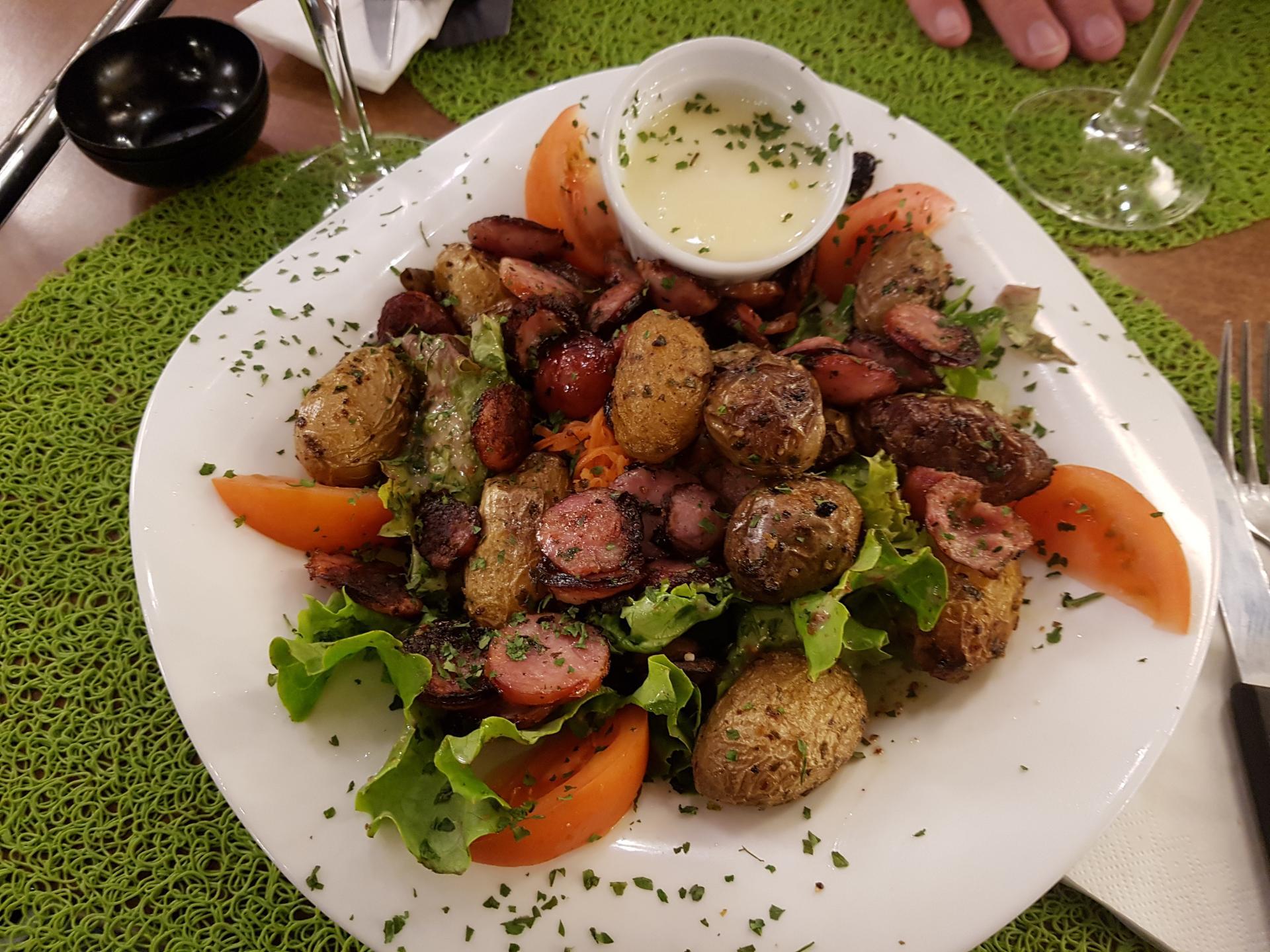 Salade francontoise